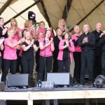 InChorus Choir at Eden Festival