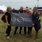 InChorus @ Lindisfarne Festival September 2016