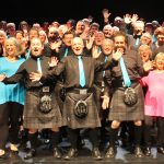 InChorus Choir at Edinburgh Fringe Festival 2016