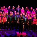 InChorus Get Happy at Edinburgh Fringe 2017
